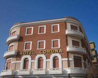 Hotel Corona - Termoli - Gebäude