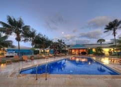 Aloha Apartments - Isla Norfolk - Piscina