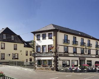 Mosel Weinhotel Steffensberg - Enkirch - Gebouw