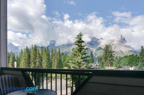 The Drake Inn - Canmore - Balcony