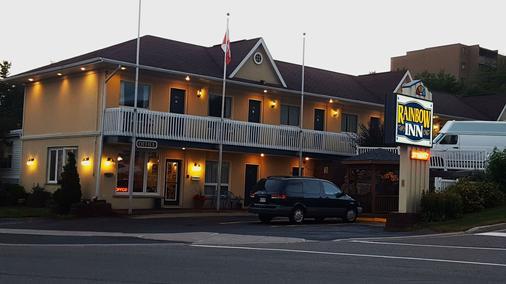 Rainbow Inn - Huntsville - Building
