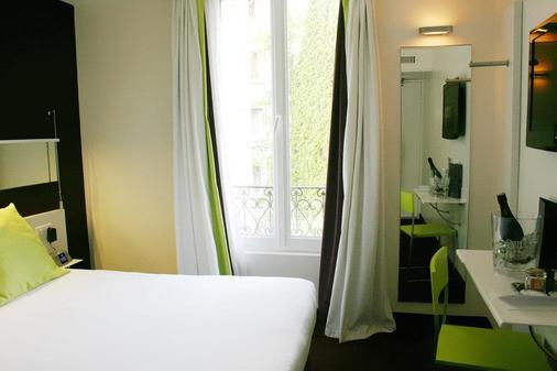 Best Western Hotel Le Montparnasse - Παρίσι - Κρεβατοκάμαρα