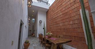 La Casa Carlota - Oaxaca de Juárez - Patio