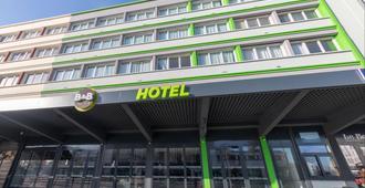 B&b Hotel Le Havre Centre Gare - Le Havre - Rakennus