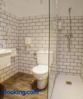 蘇安塞斯碼頭水療酒店 - 蘇安塞斯 - 浴室