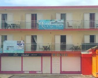 Hôtel Le Cap Vert - Saint-Denis - Building