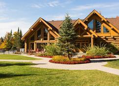 Fiddler Lake Resort - Mille-Isles - Gebäude