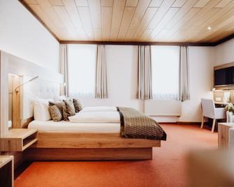 Hotel Frauensteiner Hof - Holzhau - Bedroom
