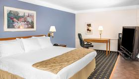 Days Inn by Wyndham Houston - Houston - Schlafzimmer