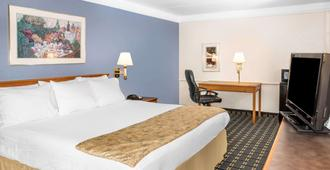 Days Inn by Wyndham Houston - Houston - Bedroom