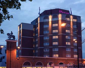 Mercure Hotel Nijmegen Centre - Nimwegen - Gebäude
