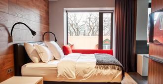 Ion City Hotel - Reykjavik - Bedroom