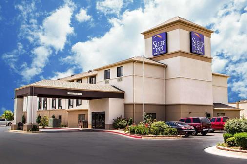 Sleep Inn and Suites Oklahoma City North - Oklahoma City - Rakennus