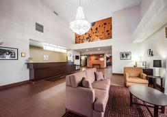 Sleep Inn and Suites Oklahoma City North - Oklahoma City - Lobby