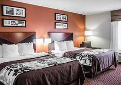 Sleep Inn and Suites Oklahoma City North - Oklahoma City - Makuuhuone