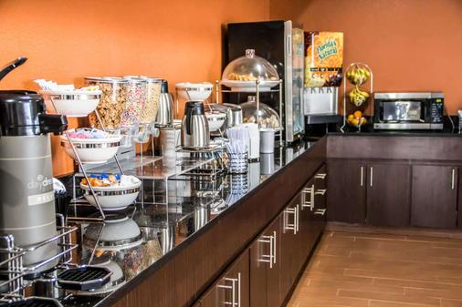 Sleep Inn and Suites Oklahoma City North - Oklahoma City - Buffet