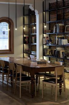 Hotel Magnolia - Santiago - Dining room