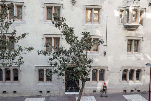 Hotel Magnolia - Santiago - Building