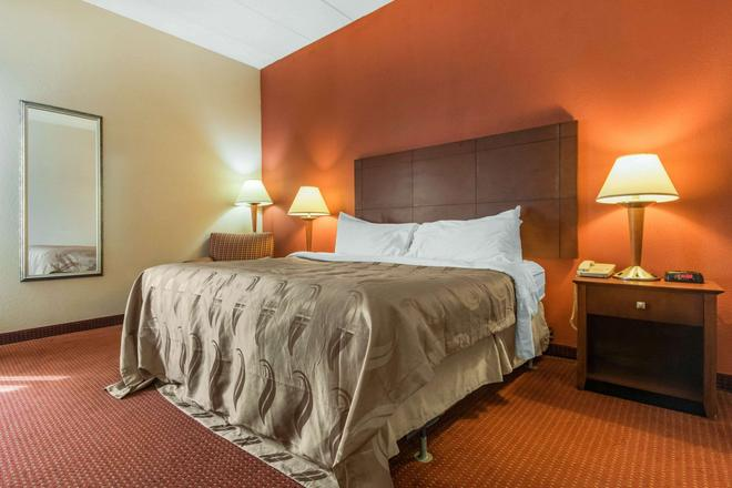 Quality Inn and Suites - Lawrenceburg - Bedroom