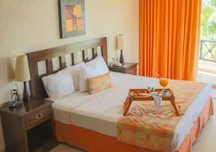 Best Western Hotel Posada Freeman Zona Dorada - Μαζατλάν - Κρεβατοκάμαρα