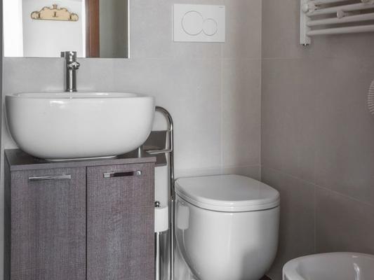 卡聖特羅瓦索住宿加早餐旅館 - 威尼斯 - 浴室