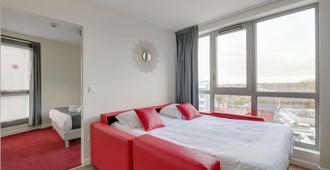 All Suites Appart Hotel Bordeaux Marne - בורדו - חדר שינה