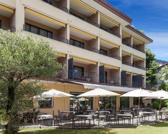 Boutique-Hotel Remorino - Minusio - Gebouw