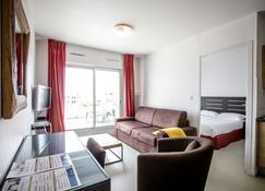 Appart Hôtel Le Liberté - Vannes - Sala de estar