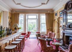 Gliffaes Country House Hotel - Crickhowell - Restaurant