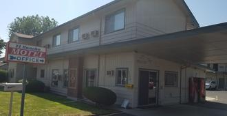 El Rancho Motel - Lewiston - Edificio