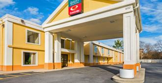 Quality Inn & Suites - Hagerstown
