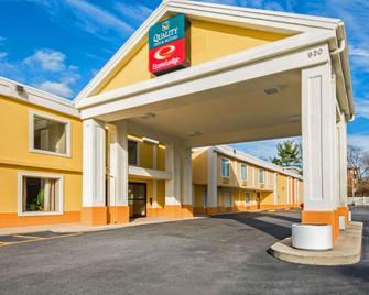 Quality Inn & Suites - Гейгерстаун - Building