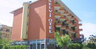 Selvi - Alanya - Edificio