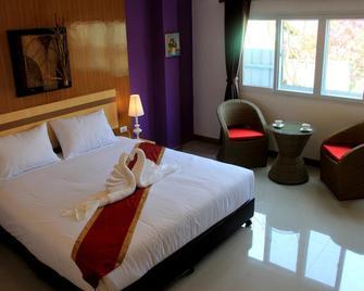 Panmanee Hotel - Phi Phi-eilanden - Slaapkamer