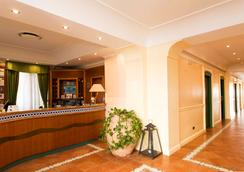 Best Western Hotel La Conchiglia - Palinuro - Lobby