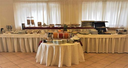 Best Western Hotel La Conchiglia - Palinuro - Buffet