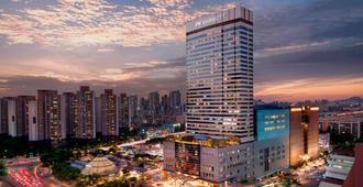 JW Marriott Hotel Seoul - Seoul - Bygning