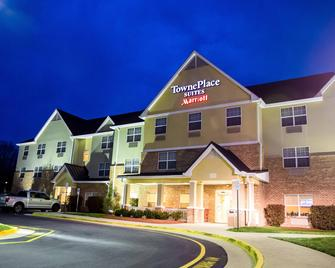 TownePlace Suites by Marriott Quantico Stafford - Stafford - Gebouw