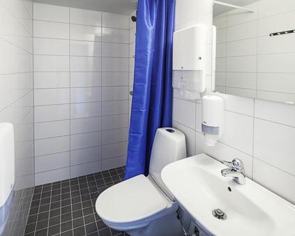 First Hotel Solna - Solna - Kylpyhuone