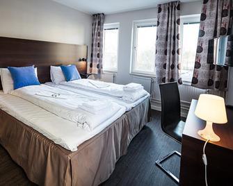 First Hotel Solna - Solna - Slaapkamer