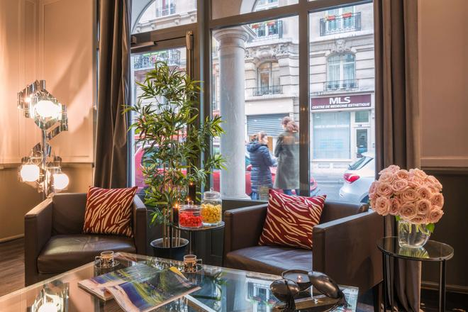 Best Western Paris Gare Saint Lazare - Paris - Lounge