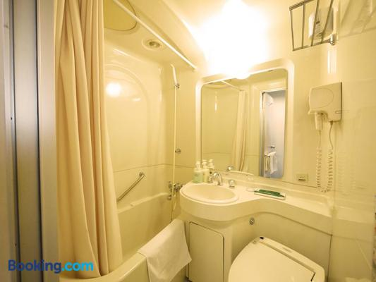 Hotel Route-Inn Suwa-Inter2 - Suwa - Bathroom