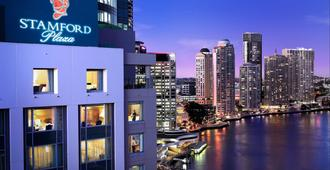 Stamford Plaza Brisbane - Brisbane - Outdoor view