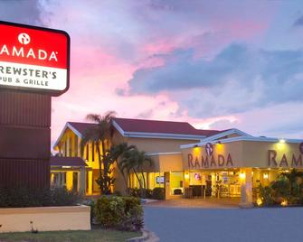 Ramada by Wyndham Fort Lauderdale Airport/Cruise Port - Fort Lauderdale - Building