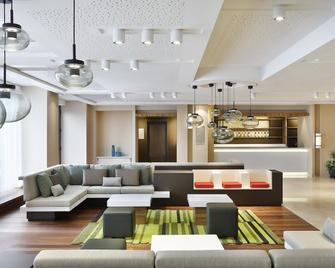 Park Mall Hotel & Conference Center - Сетіф - Лоббі