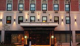 Hotel Lincoln - Chicago - Building