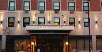 Hotel Lincoln - Chicago - Bangunan