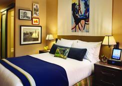 林肯酒店 - 芝加哥 - 芝加哥 - 臥室