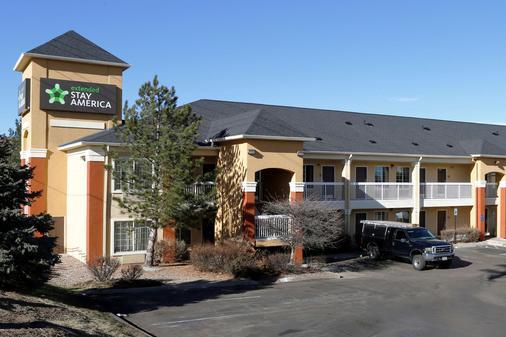 Extended Stay America - Denver - Tech Center South - Inverness - Centennial - Building