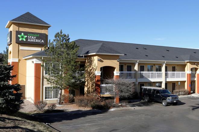 Extended Stay America - Denver - Tech Center South - Inverness - Centennial - Edificio
